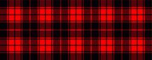 Red Lumberjack Style. Vector G...