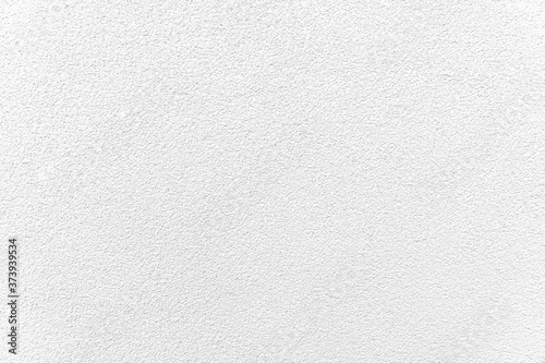 Cuadros en Lienzo White acrylic plaster texture - close-up of a freshly plastered wall