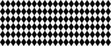 Black Harlequin Scottish Argyle Style. Diamond Pattern. Retro Argyle Pattern Checkered Texture From Rhombus, Squares Flat Tartan Checker Vector Gingham And Bluffalo Check Line Christmas, Xmass