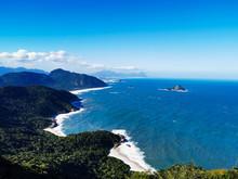 Rio Coastline From Pedra De Te...