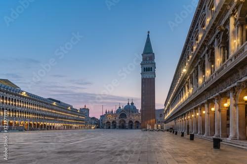 Photo Campanile & Basilica di San Marco