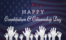 Happy Constitution And Citizen...