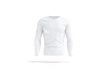 Blank White Longsleeve T-shirt...