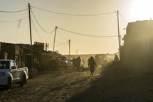 Street Scene In Faya The Large...