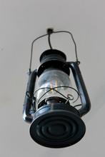 Close-up Lamp Old Oil Vintage ...