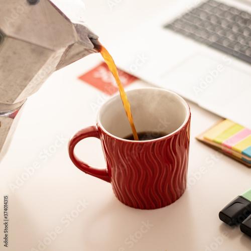 Obraz na plátně coffee