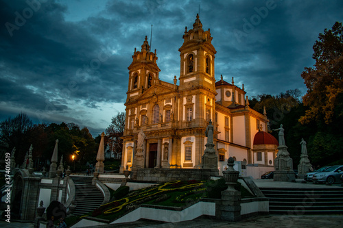 Fotografija Bom Jesus  in the evening