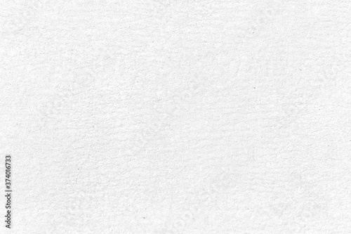 Carta da parati Vintage white recycled paper texture and seamless background , White background
