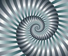 Fabric Look Swirl Pattern