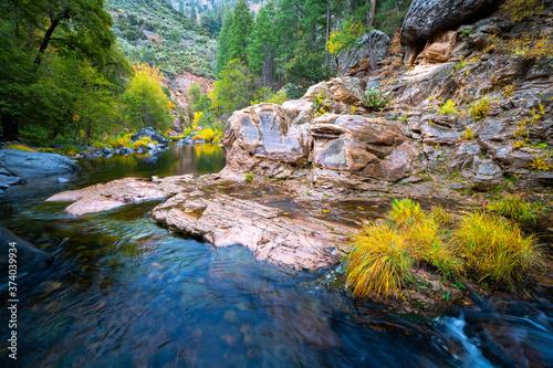 Photo Sedona and Oak Creek Landscape with Unique Weather