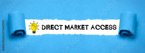 Photo Direct Market Access