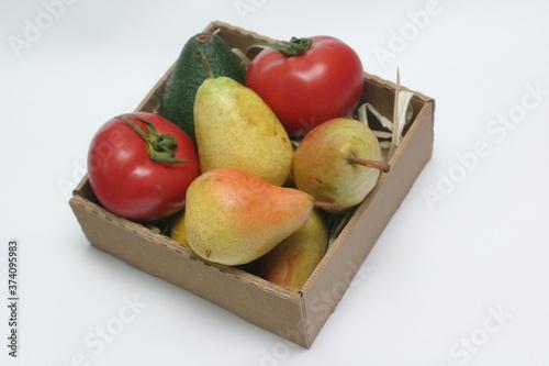 Fototapeta Warzywa Owoce obraz