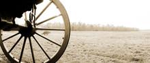 Cannon Wheel Nat Malvern Hill