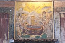 Mosaico Del Tránsito De La Vi...