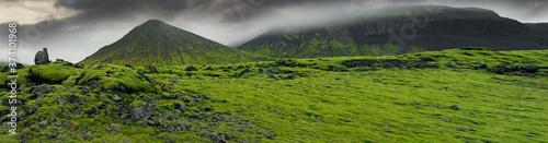 Icelandic landsacpe Canvas Print