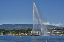 The Water Jet Fountain And The...