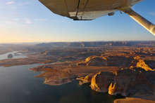 Lake Powell Photographed From ...