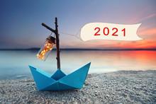 Frohes Fest Und Neues Jahr 2021