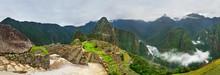 Inca Citadel Machu Picchu