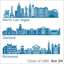 Cities Of USA - North Las Vega...