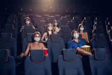 Cinema, Movie Theatre During Q...