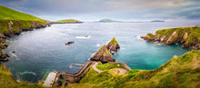 Beautiful View On Dunquin Harb...