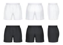 Long Leg Rugby Shorts