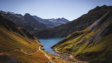 Lago Con Montagna 2