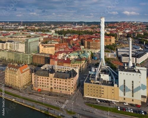 Valokuvatapetti Merkur, Gothenburg, Sweden, 2020 year