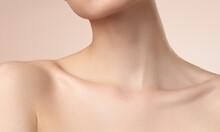 Women's Neck Shoulder Lips And...