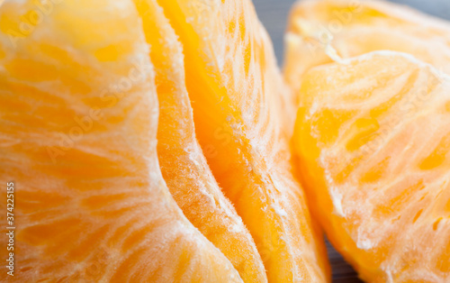 Fotografie, Obraz sweet and ripe Mandarin