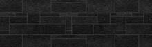 Panorama Of Block Pattern Of B...