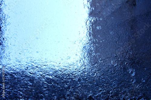 Fototapeta rain on glass II