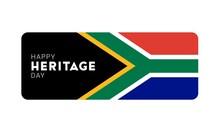 Happy Heritage Day - 24 Septem...