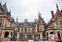 This Is The Benedictine Palace Built In The Early 20th Century In A Mixed Renaissance And Gothic Style.