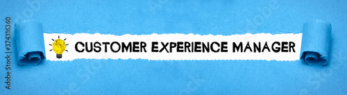 Customer Experience Manager Wallpaper Mural
