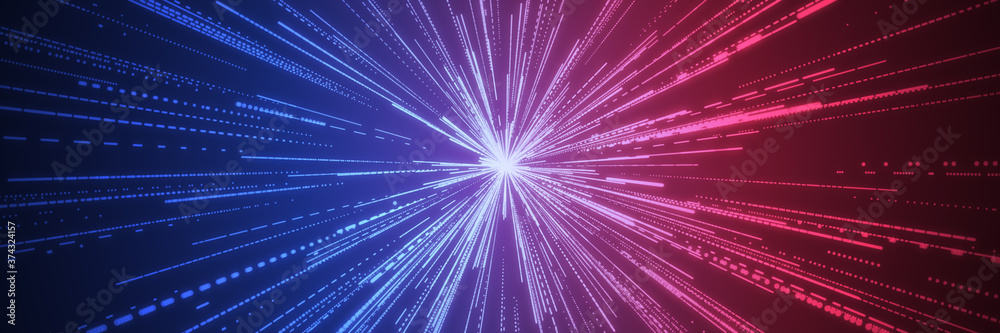Fototapeta sfondo, esplosione, particelle, velocità,