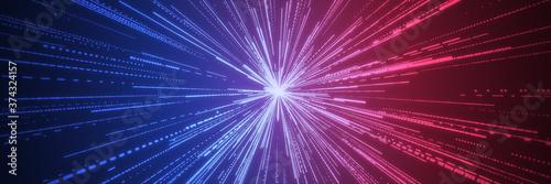 Photo sfondo, esplosione, particelle, velocità,
