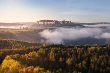 Morning Light In Saxon Switzer...
