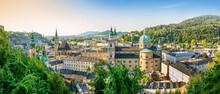 The Historic City Of Salzburg ...