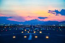 Airfield Ground Lighting On Ru...