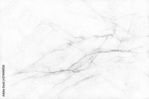 Obraz White marble texture background with high resolution in seamless pattern for design art work and interior or exterior. - fototapety do salonu
