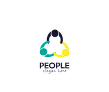 Family People Link Logo