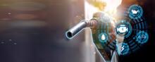 Futuristic Oil Fueling Concept...