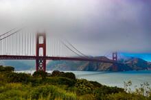 San Francisco Día Nublado
