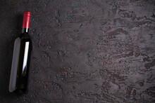 Bottle Of Red Wine, Wine Glass...