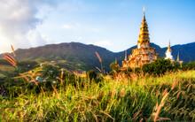 Grand Pagoda Of Phra That Pha Sorn Kaew Temple, Khao Kho, Petchabun, Thailand