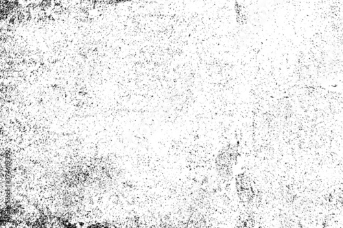 Black and white grunge vector abstract texture background Fototapeta