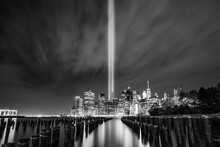 Tribute In Light,911 Memorial...