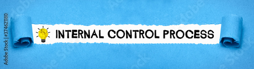 Cuadros en Lienzo Internal Control Process